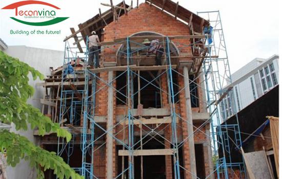 Xây dựng nhà dân dụng - Teconvina